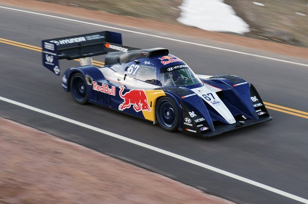 Dirkalniki na izjemni dirki Pikes Peak - 5