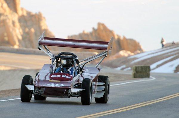 Dirkalniki na izjemni dirki Pikes Peak - 7
