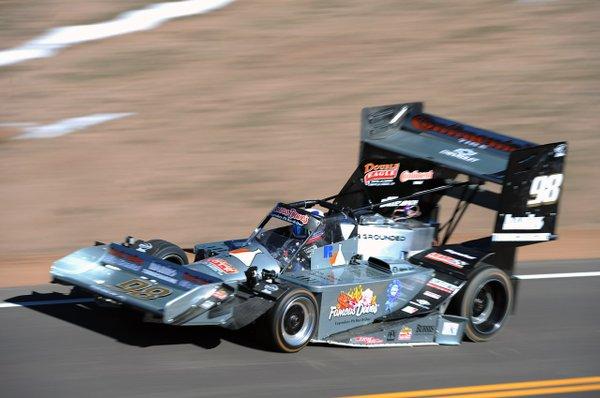 Dirkalniki na izjemni dirki Pikes Peak - 11