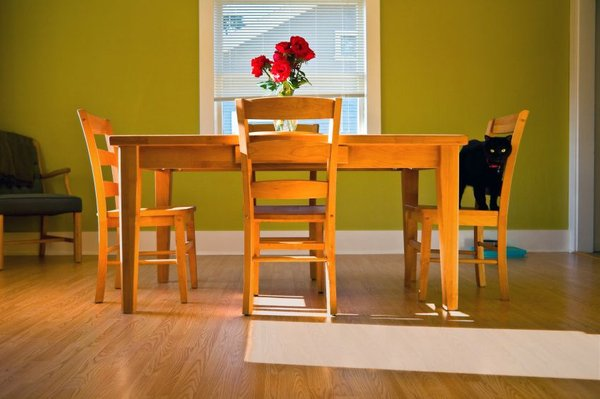 Preprosta jedilnica