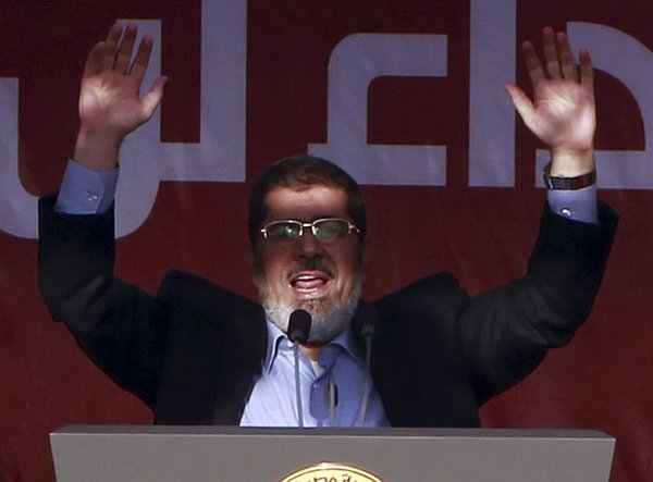 Mohamed Mursi