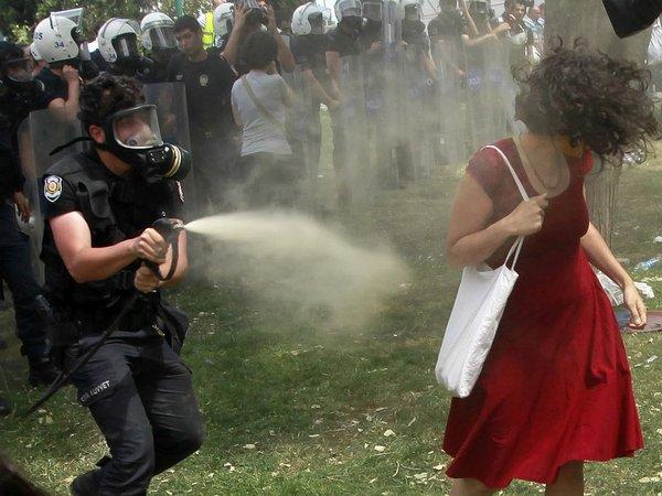 Protesti v Turčiji