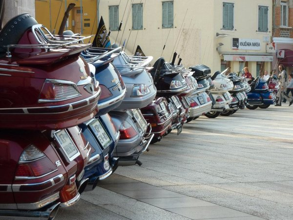 Goldwing Slovenija - 1