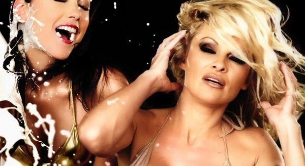 Pamela Anderson v reklami