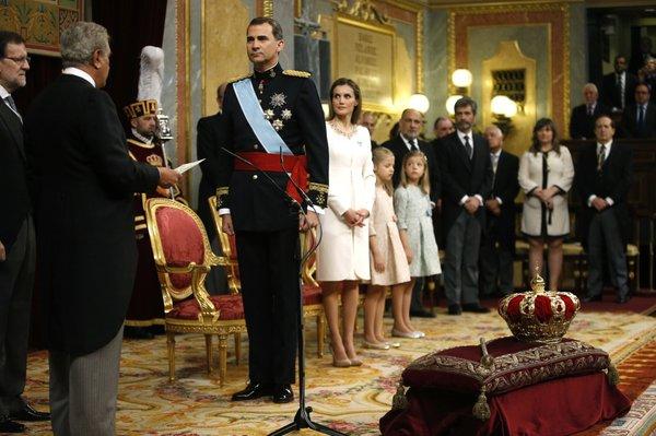 Zaprisega novega španskega kralja - 3