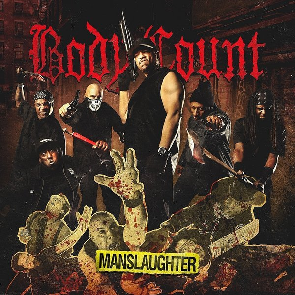 Body Count feat. Ice-T - Manslaughter