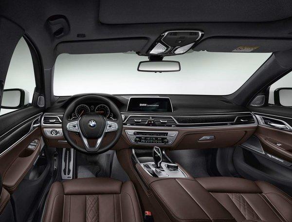 BMW 7 Series Sedan - 2
