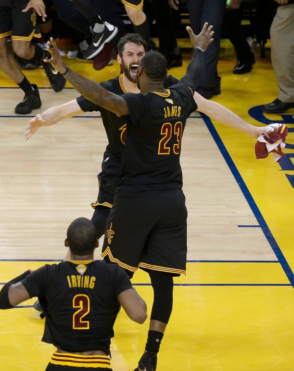 Golden State Warriors - Cleveland Cavaliers