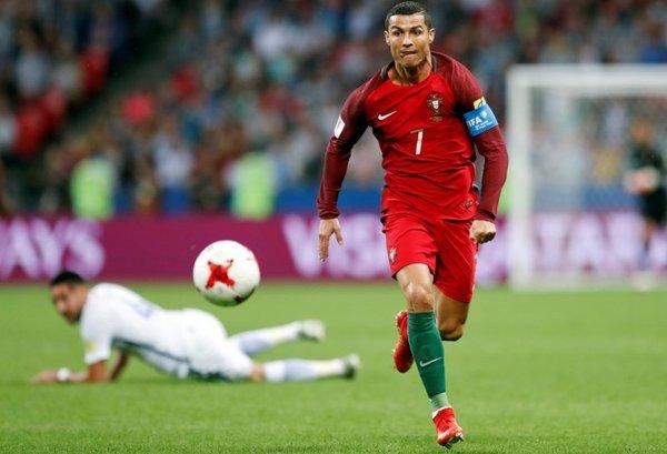 Pokal konfederacij Portugalska - Čile - 2