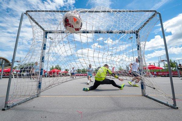 Živjo nogomet, finalni turnir - 6