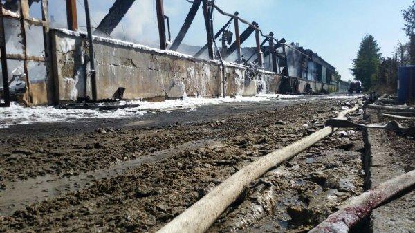 požar v podjetju Eko Plastkom v Ljutomeru - 4