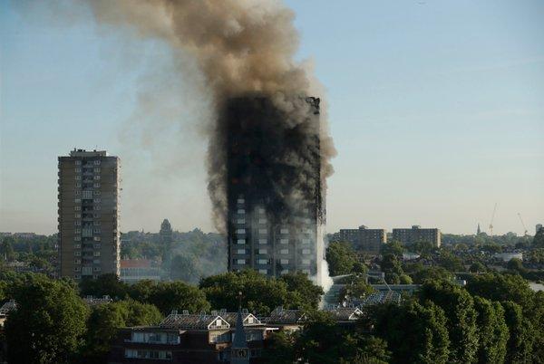 Požar v Londonu - 5