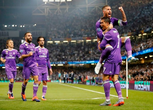 Juventus Real Madrid - 2