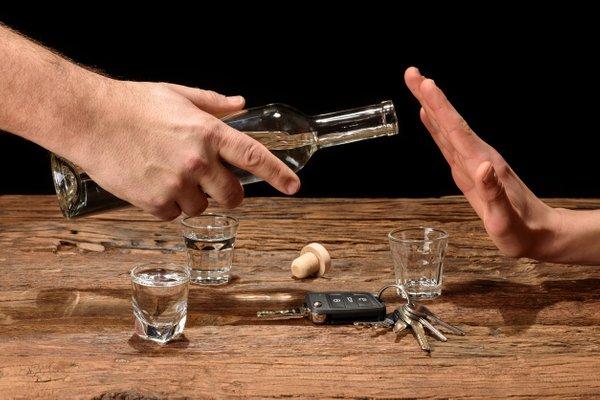 alkohol in promet