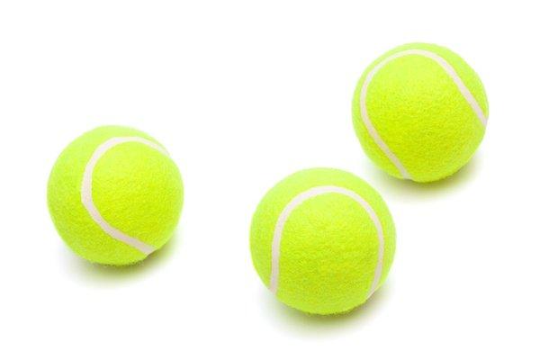 Teniške žogice