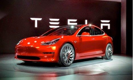Fortrade Tesla - 2