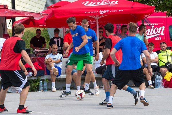 Živjo nogomet, finalni turnir - 5