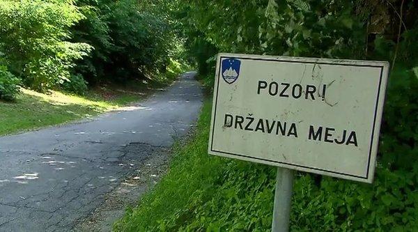 Incidenti ob meji s Hrvaško