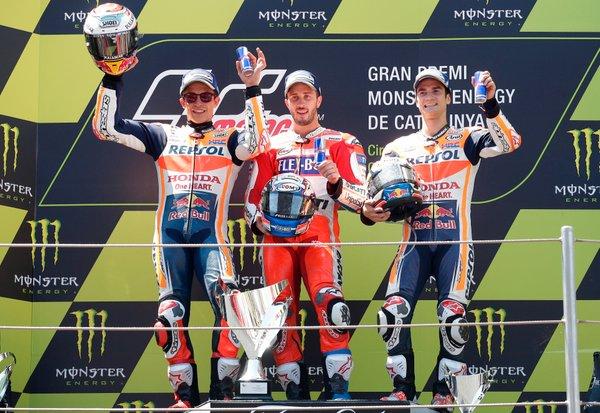 MotoGP VN Katalonije 2017 - 3