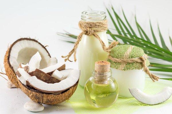 Kokosovo olje in maslo