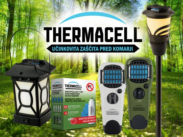 Odganjalci Thermacell