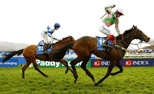 Konjska dirka