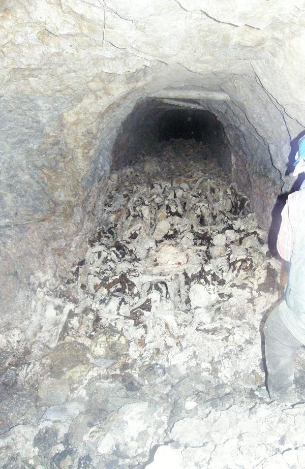 Odkrito grobišče