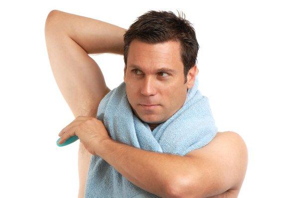 dezodorant in moški