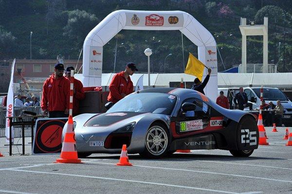 Na reli odhaja Monte Carlo tudi slovenska ekipa - 9