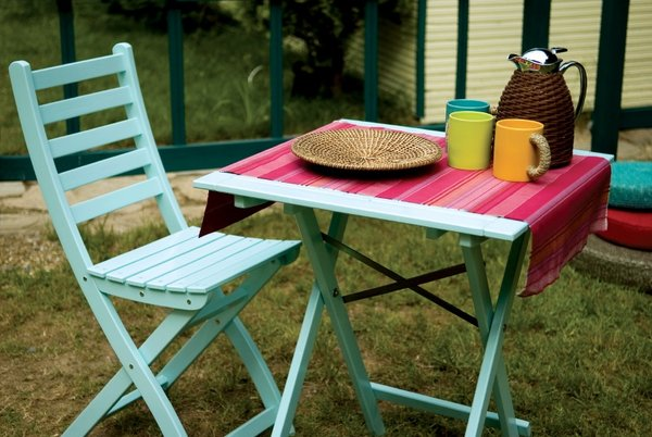 Vrtna mizica