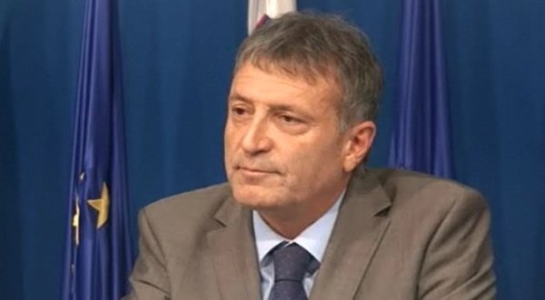 Minister Senko Pličanič