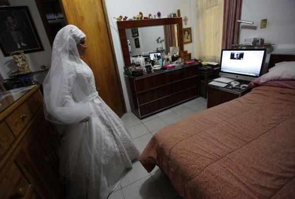 Poroka prek spleta
