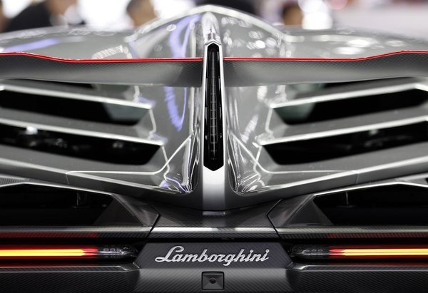Lamborghini Veneno - 1