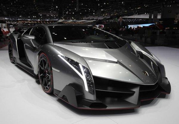 Lamborghini Veneno - 3
