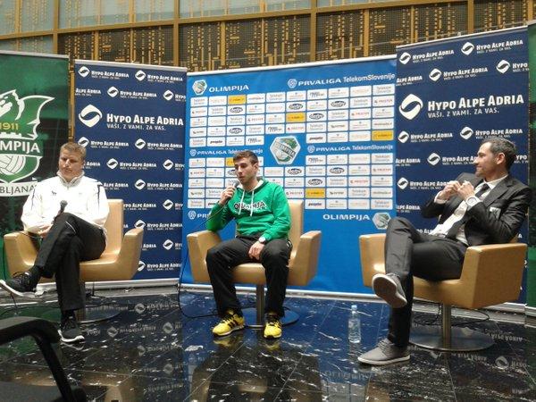 Boban Jović, Andrej Razdrh in Tine Zupan