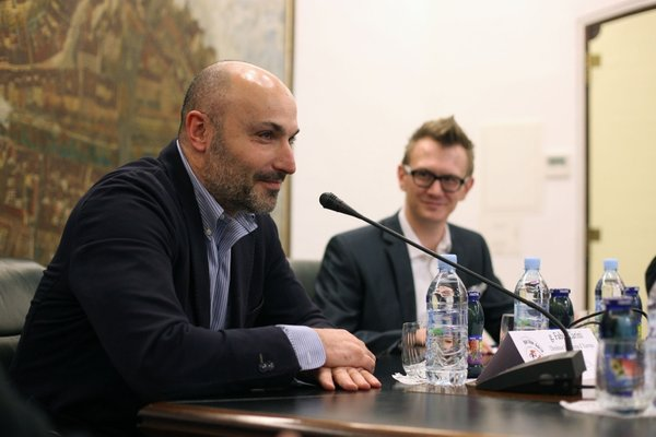 Andreas Ahammer in Fabio Carini