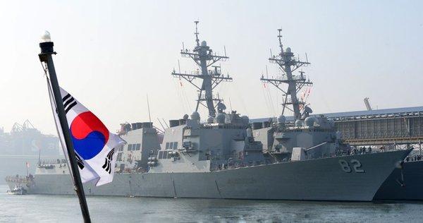 Ameriški rušilec USS Lassen