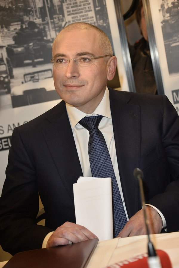 Mihail Čodorkovski