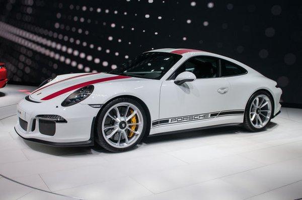 Porsche 911 r - 1