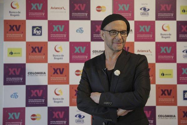 Gostovanje ljubljanske Drame v Bogoti s Faustom v režiji Tomaža Pandurja - 1