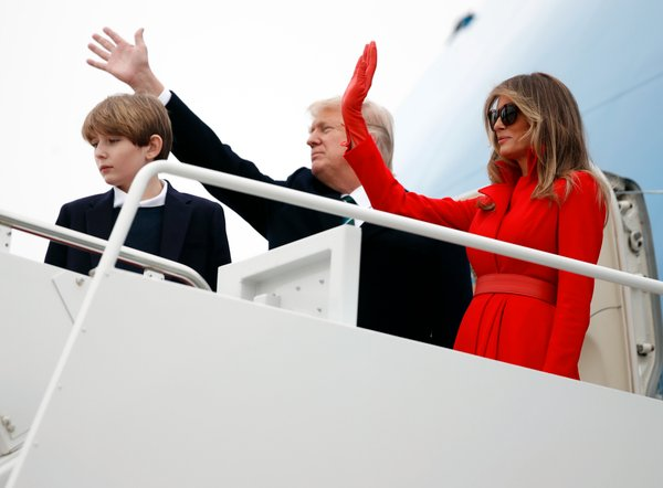 Družina Trump - 1