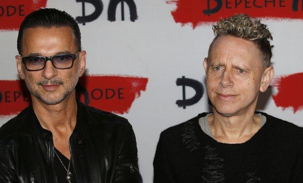 Dave Gahan in Martin Gore (Depeche Mode)