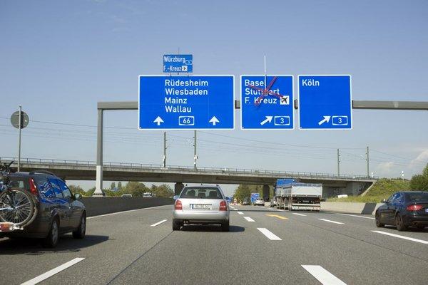 Nemška avtocesta