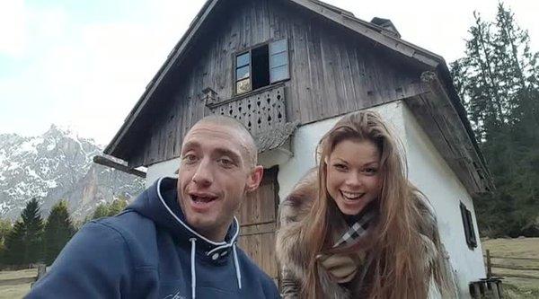 Denis Porčič - Chorchyp in Martina Plohl