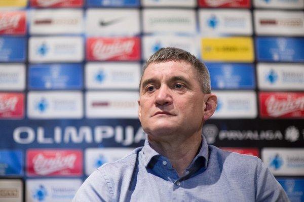 Marijan Pušnik novi (stari) trener Olimpije - 5
