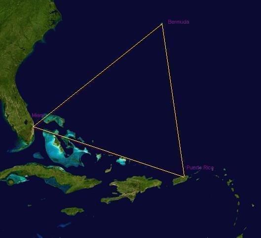 Bermudski trikotnik