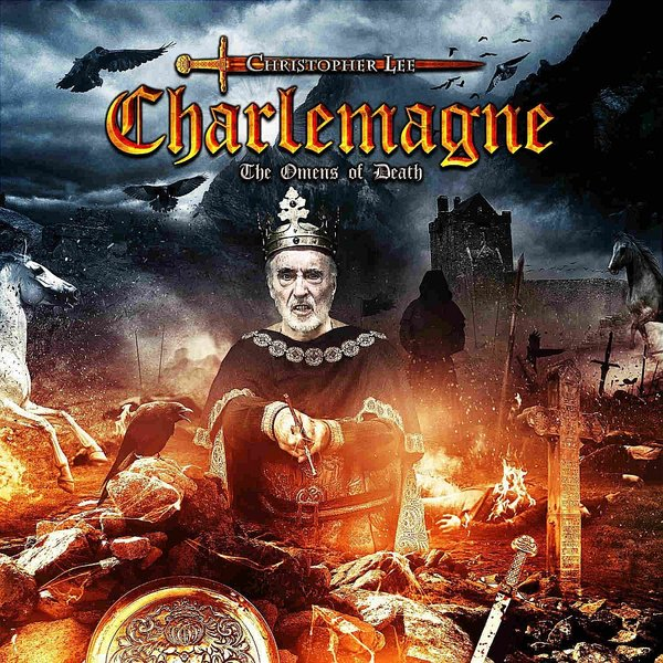 Charlemagne: The Omens of Death (Christopher Lee)