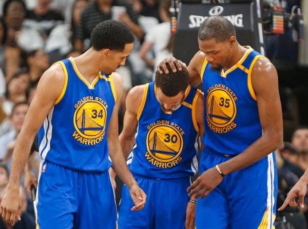 San Antonio Spurs - Golden State Warriors