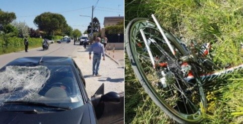 Nicky Hayden nesreča