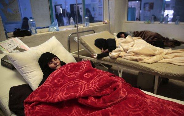 Kolera v Jemnu